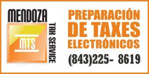 Mendoza Taxes