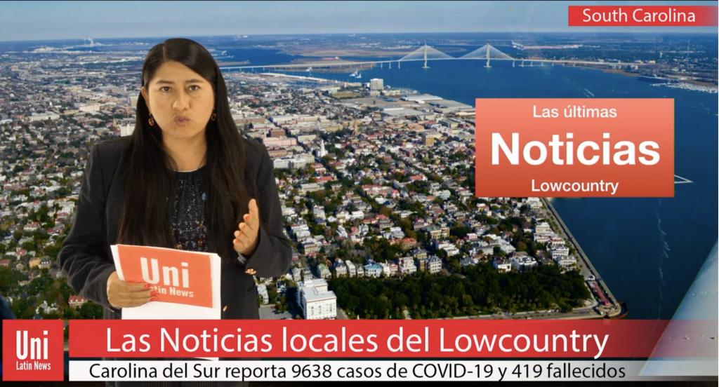 Las Noticias del Lowcountry del 22 de mayo del 2020