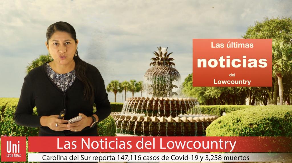 Las Noticias del Lowcountry en Vivo (10-05-20)