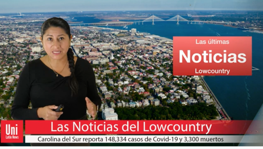 Las Noticias en Vivo en el Uni Latin News Oct.7 del 2020.