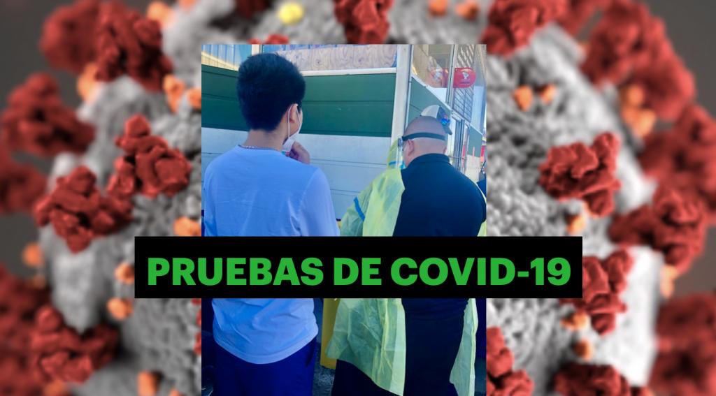 Oportunidades de pruebas de COVID-19 en la región costera de Carolina del Sur