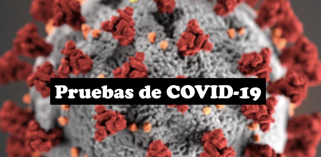 Oportunidades de pruebas de COVID-19 en la región central de Carolina del Sur