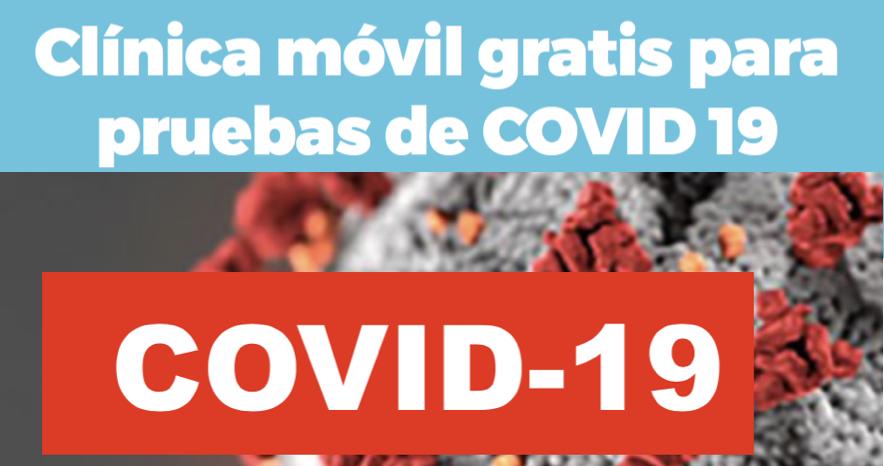 Oportunidad de pruebas de COVID-19 en: Midlans, Pee Dee y Upstate de Carolina del Sur