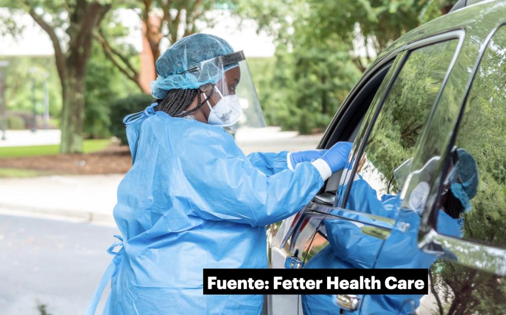 Fetter Health Care Network continúa ofreciendo clínicas de pruebas rápidas de COVID-19 en este Año Nuevo